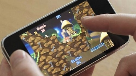 Video juegos para iPhone