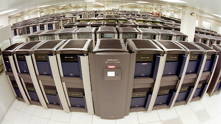 Las Supercomputadoras
