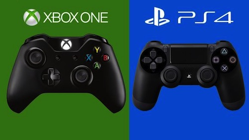 El Play Station 4 y el Xbox One
